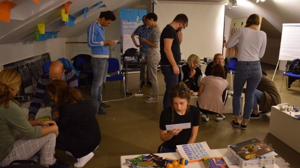 Održan drugi edukativni vikend seminar u Sinju