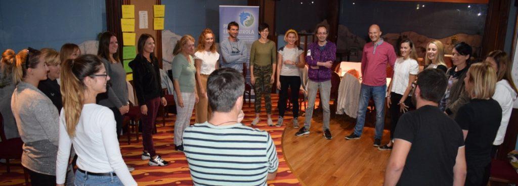 Održan prvi edukativni vikend seminar u Lozovcu