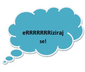 Održana je 4. edukativna online radionica eRRRRRRRiziraj se!